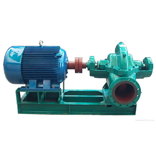S SINGLE-STAGE DOUBLE SUCTION CENTRIFUGAL PUMP