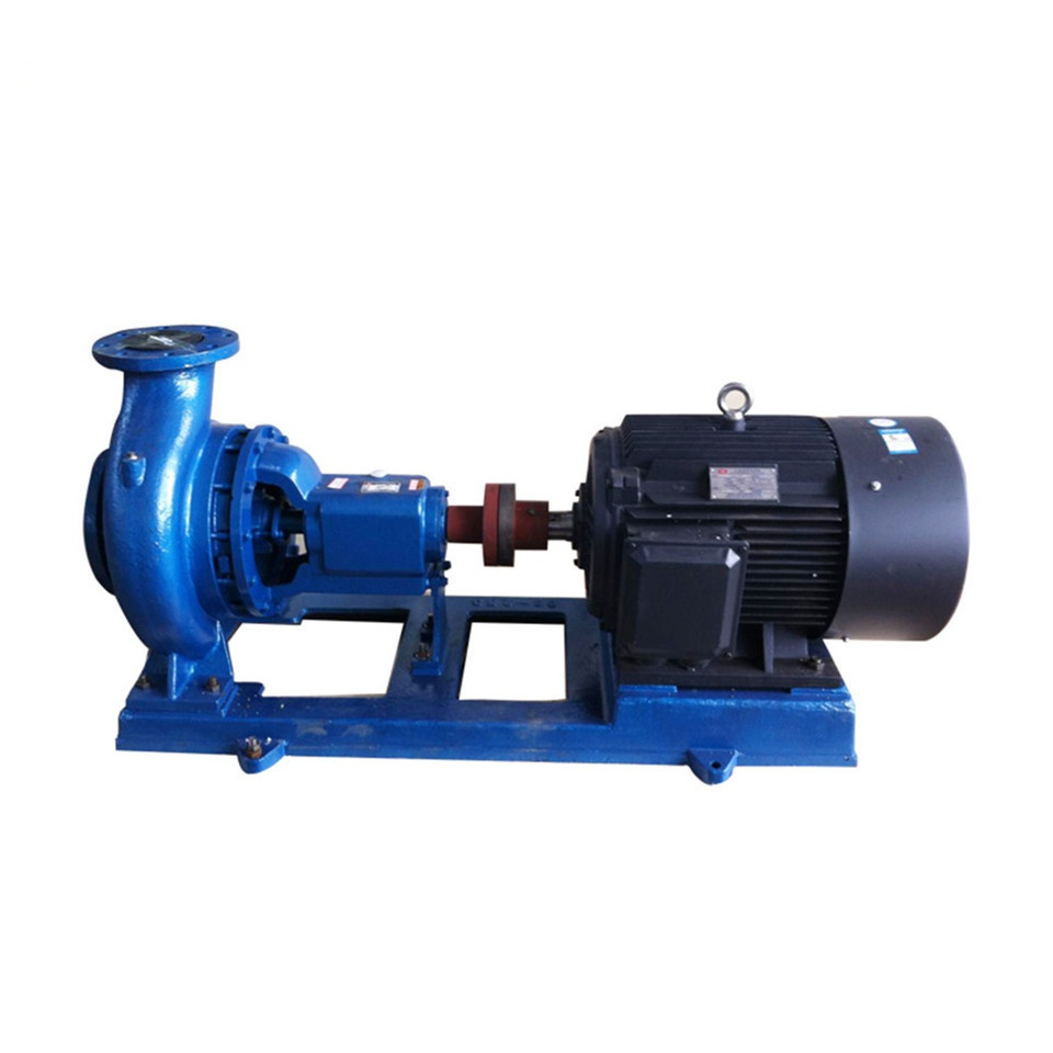 IS/ISR SERIES HORIZONTAL SINGLE-STAGE CENTRIFUGAL PUMP
