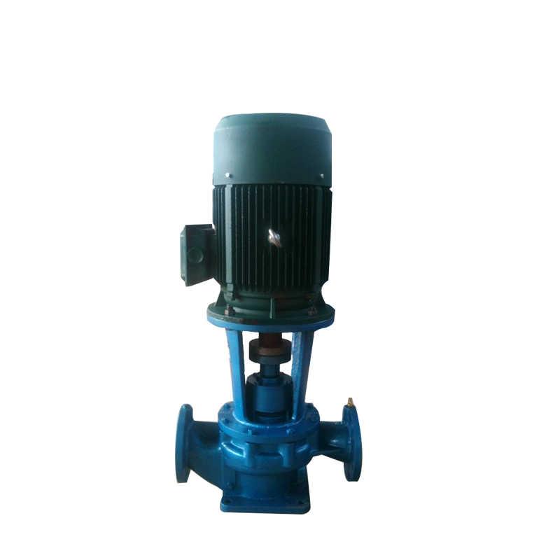 ISG/IGR VERTICAL SINGLE-STAGE CENTRIFUGAL PUMP