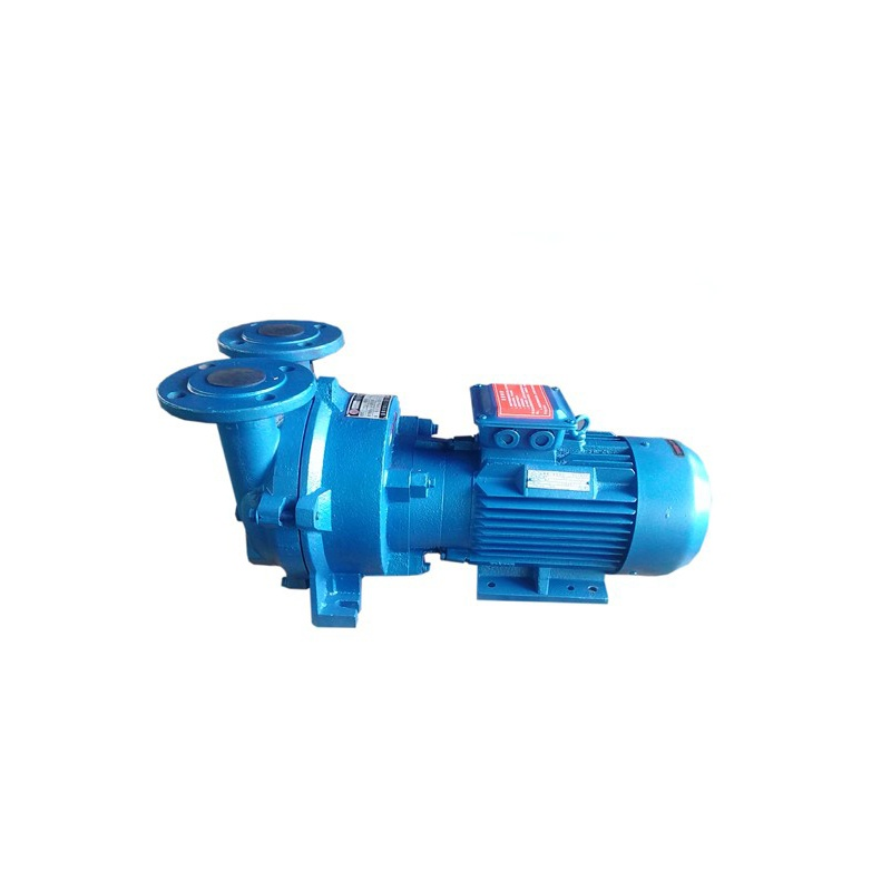 2BV SERIES WATER RING VACUUM PUMP WITH COMPRESSOR
