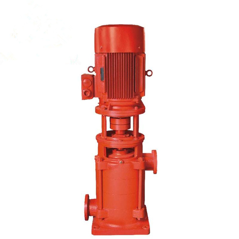 DL(R) VERTICAL MULTISTAGE CENTRIFUGAL PUMP