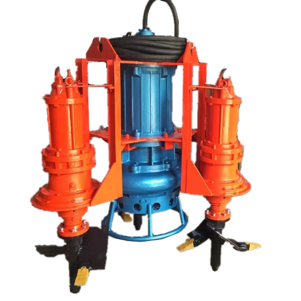 E-SZWJQ SERIES SUBMERSIBLE ELECTRIC SLURRY PUMP WITH AGITATOR
