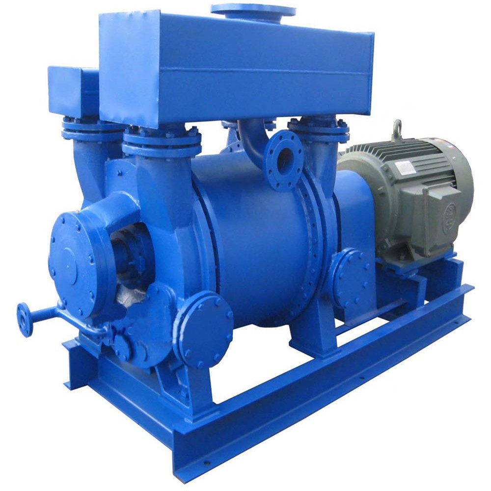 2BEA SERIES WATER RING VACUUM PUMP AND COMPRESSOR