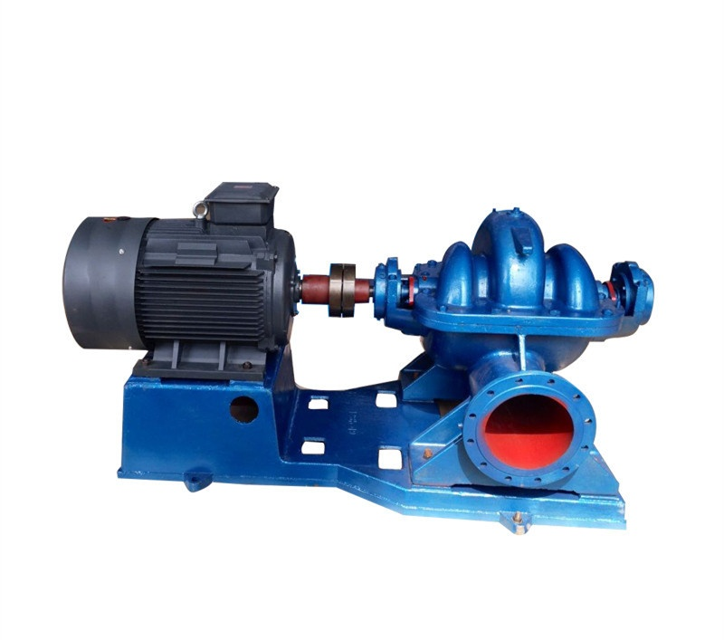 SH SINGLE-STAGE DOUBLE SUCTION SPLIT CASING CENTRIFUGAL PUMP